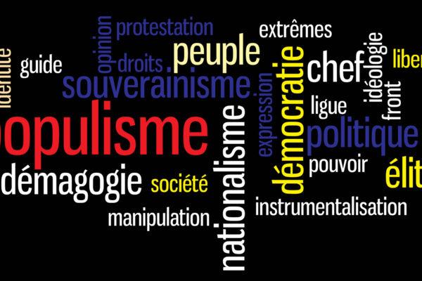 M. Cervera-Marzal – Peut-on défendre le populisme ?