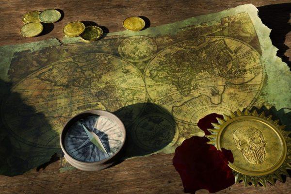 F. Laffaille – Libertaria, la cité (non) pirate. Une utopie constitutionnelle entre démocratie et totalitarisme